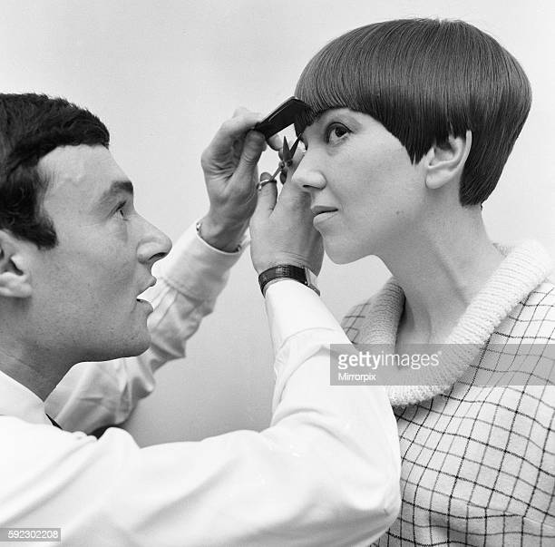 Vidal Sassoon Hairstyles Stock Photos And Pictures Getty