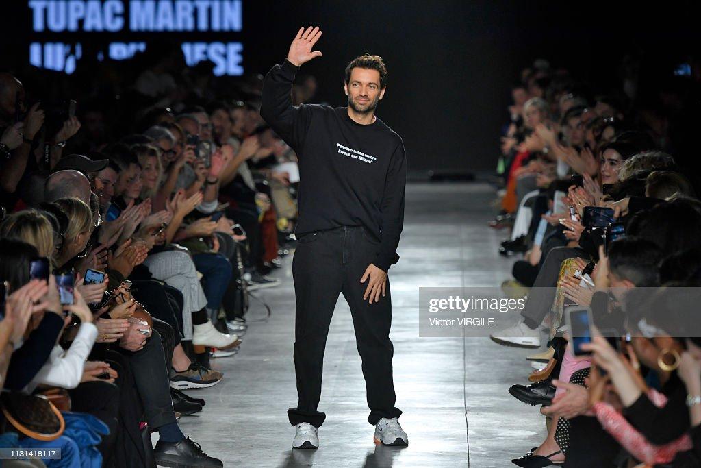 MSGM - Runway - Milan Fashion Week Autumn/Winter 2019/20 : ニュース写真