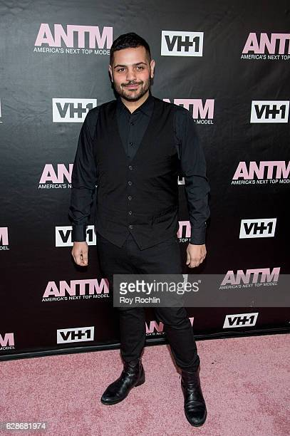 Fashion designer Michael Costello attends VH1's 'America's Next Top Model' Premiere at Vandal on December 8 2016 in New York City