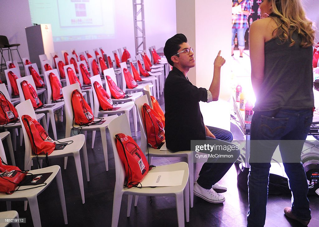 Fashion Designer Mondo Guerra Of Project Runway Fame Was A Judge News Photo Getty Images