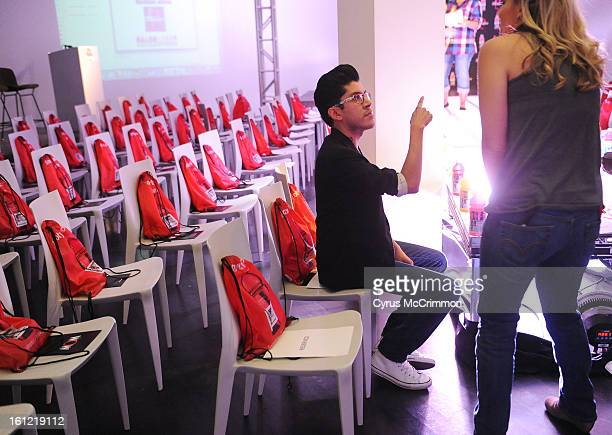 """Fashion designer Mondo Guerra, of """"Project Runway"""" fame, was a judge at Vitaminwater Fashion Show at the Museum of Contemporary Art in Denver on..."""