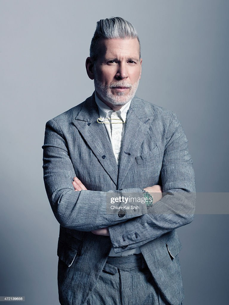 Nick Wooster, August Man, April 2015