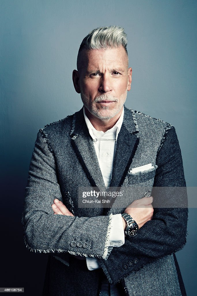 Nick Wooster, GQ Taiwan, October 2014