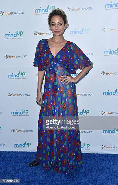 Fashion designer Nicole Richie attends Goldie Hawn's Annual Goldie's Love In For Kids on May 06 2016 in Beverly Hills California