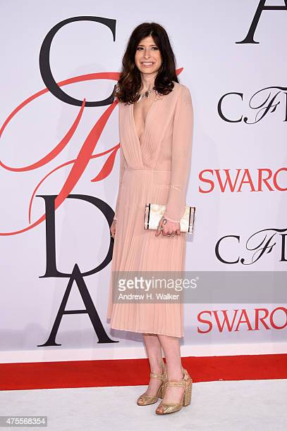 Fashion designer Pamela Love attends the 2015 CFDA Fashion Awards at Alice Tully Hall at Lincoln Center on June 1 2015 in New York City