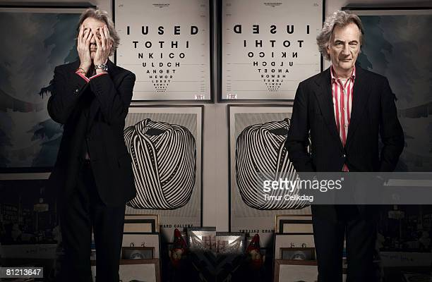 Fashion designer Paul Smith for Muse magazine in London on March 4 2008