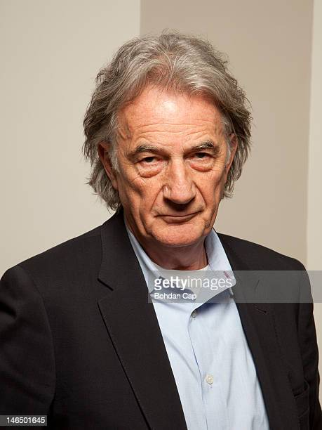 Fashion designer Paul Smith is photographed for Annabelle Magazine on April 4 2012 in London England