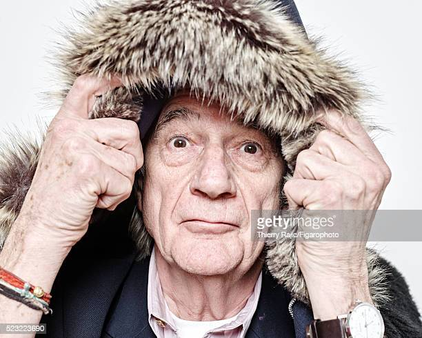 Fashion designer Paul Smith is photographed for Madame Figaro on January 20 2016 in Paris France CREDIT MUST READ Thierry Rajic/Figarophoto/Contour...