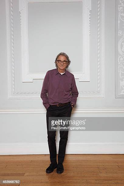 109772027 Fashion designer Paul Smith is photographed for Madame Figaro on April 28 2014 in London England All CREDIT MUST READ Paul...