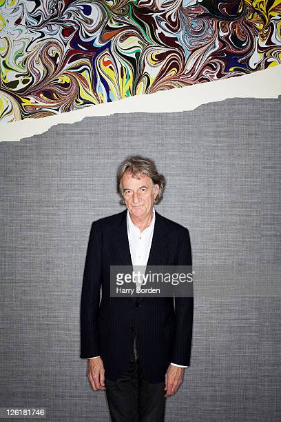 Fashion designer Paul Smith is photographed for Management Today on October 5 2010 in London England