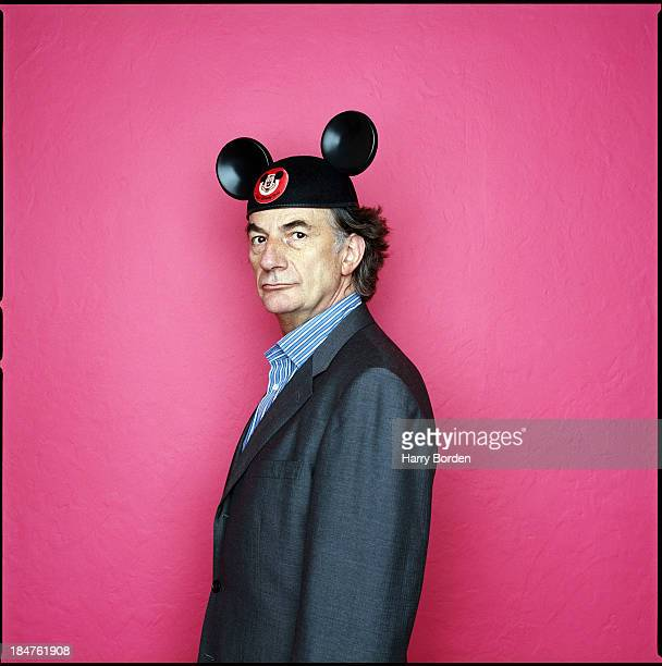 Fashion designer Paul Smith is photographed for Nova magazine on June 8 2000 in London England