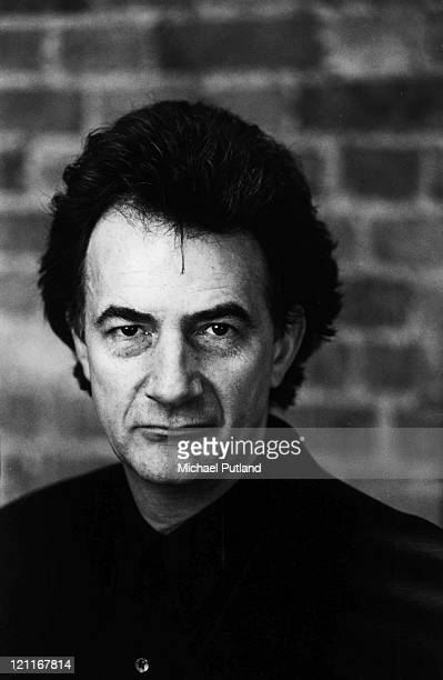 Fashion designer Paul Smith portrait London 1992