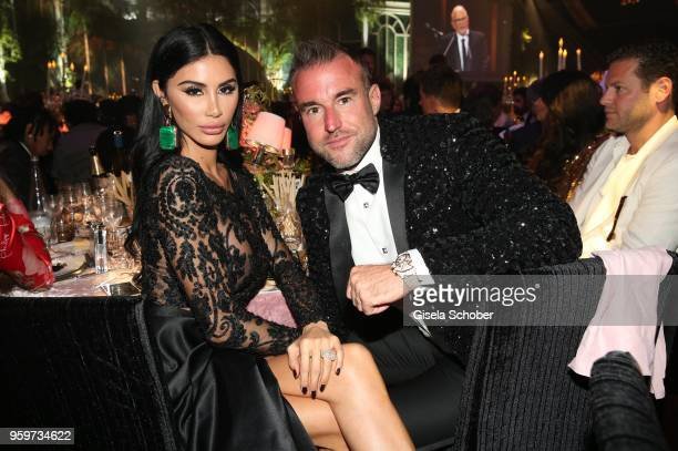 777f014853 Fashion designer Philipp Plein and his girlfriend Andreea Sasu attend...  News Photo - Getty Images