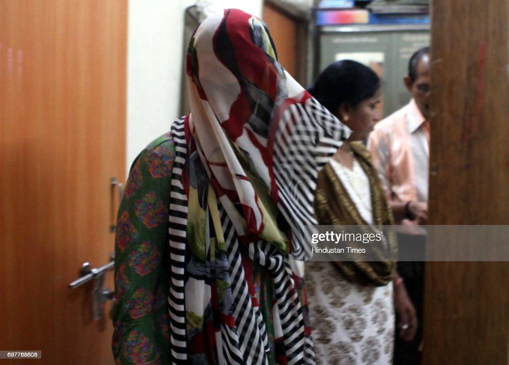 Fashion Designer Pinky Kailash Vora Arrested By Churchgate Railway News Photo Getty Images