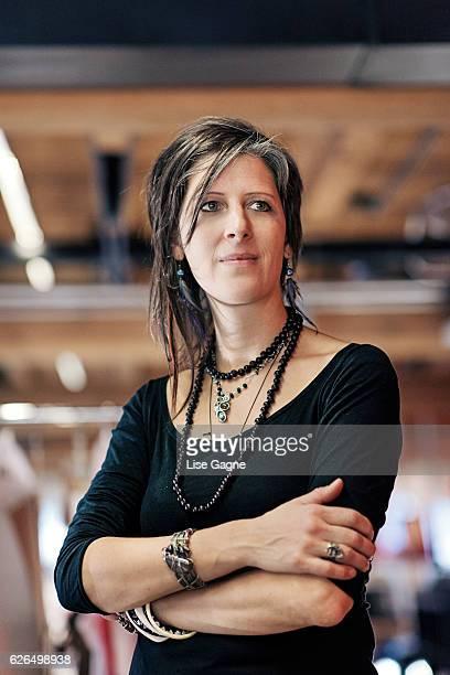 Fashion Designer Portrait