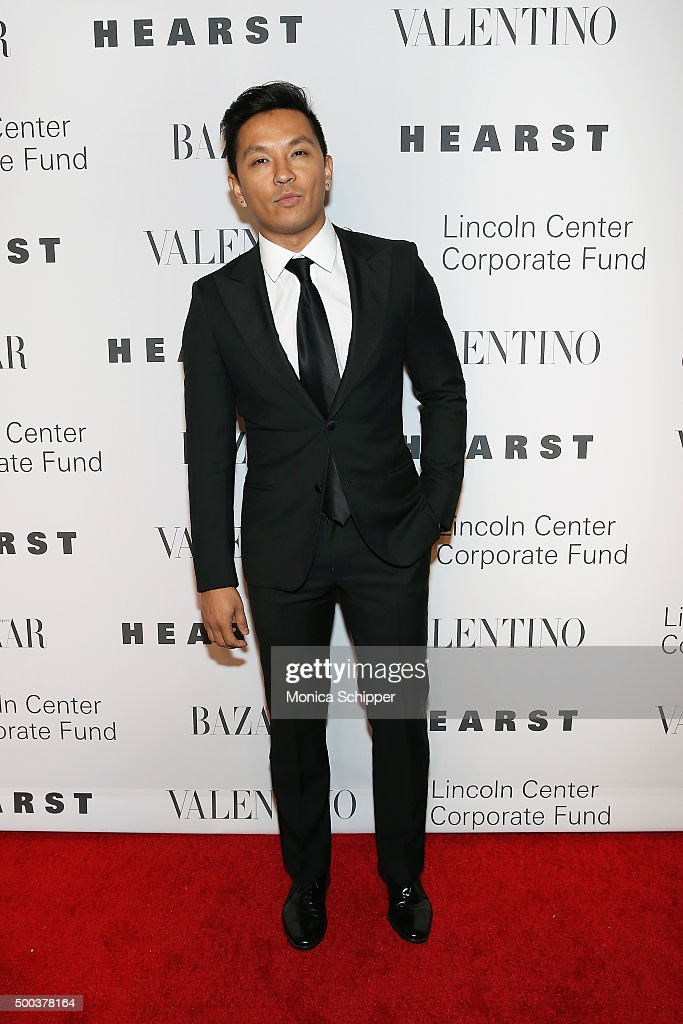 """An Evening Honoring Valentino"" Lincoln Center Corporate Fund Gala - Inside Arrivals"