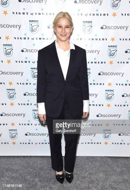 Fashion designer Rachel Antonoff attends the NRDC's 'Night of Comedy' benefit at New York Historical Society on April 30, 2019 in New York City.