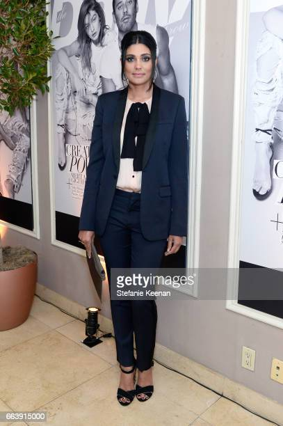 Fashion designer Rachel Roy attends the Daily Front Row's 3rd Annual Fashion Los Angeles Awards at Sunset Tower Hotel on April 2 2017 in West...