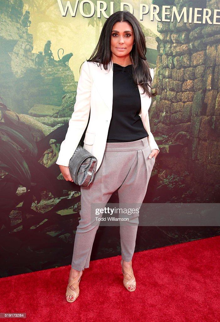 "Premiere Of Disney's ""The Jungle Book"" - Red Carpet"