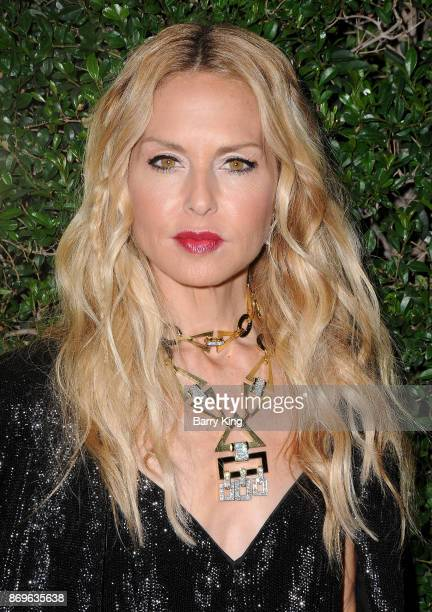 Fashion designer Rachel Zoe attends #REVOLVEawards at DREAM Hollywood on November 2 2017 in Hollywood California