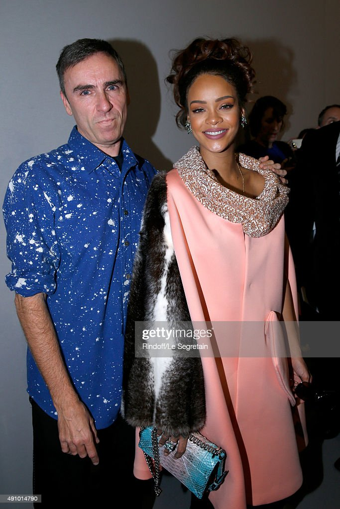 Christian Dior : Backstage - Paris Fashion Week Womenswear Spring/Summer 2016