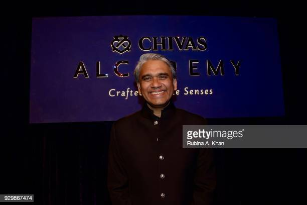 Fashion designer Rajesh Pratap Singh one of the five alchemists chosen to express luxury in their inherent language to arouse one's senses akin to...