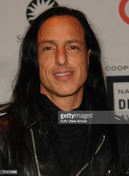 """Fashion Designer Rick Owens attends the 2007 National Design Awards Gala hosted by Euardo Xol from ABC's """"Extreme Makeover: Home Edition"""" at the..."""