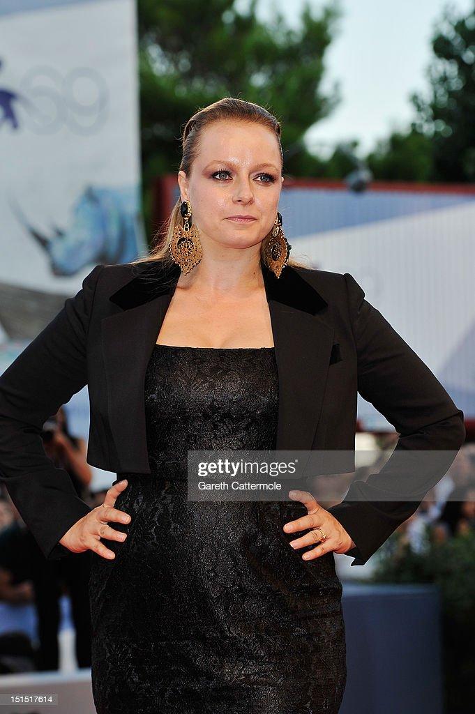 Award Ceremony Arrivals - The 69th Venice Film Festival : News Photo