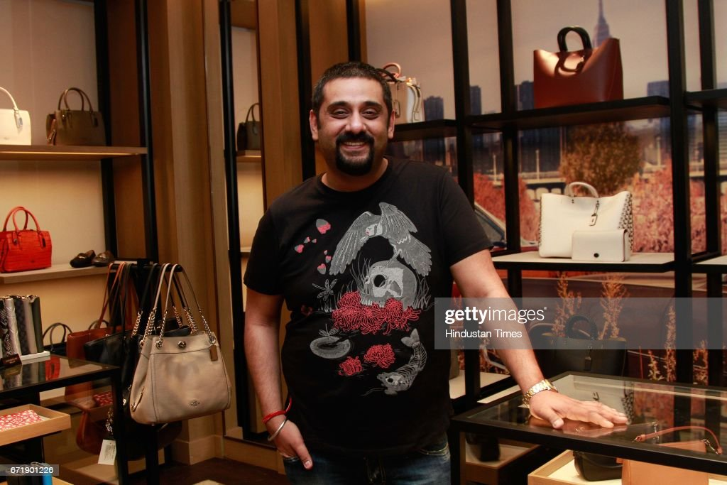 Fashion Designer Siddhartha Tytler During The Launch Of Iconic New Photo D Actualite Getty Images