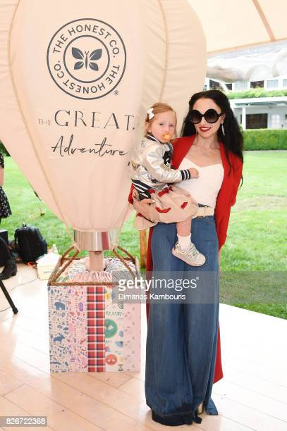 Fashion designer Stacey Bendet attends as the Honest Company and The GREAT. Celebrate The GREAT Adventure on August 5, 2017 in East Hampton, New York.