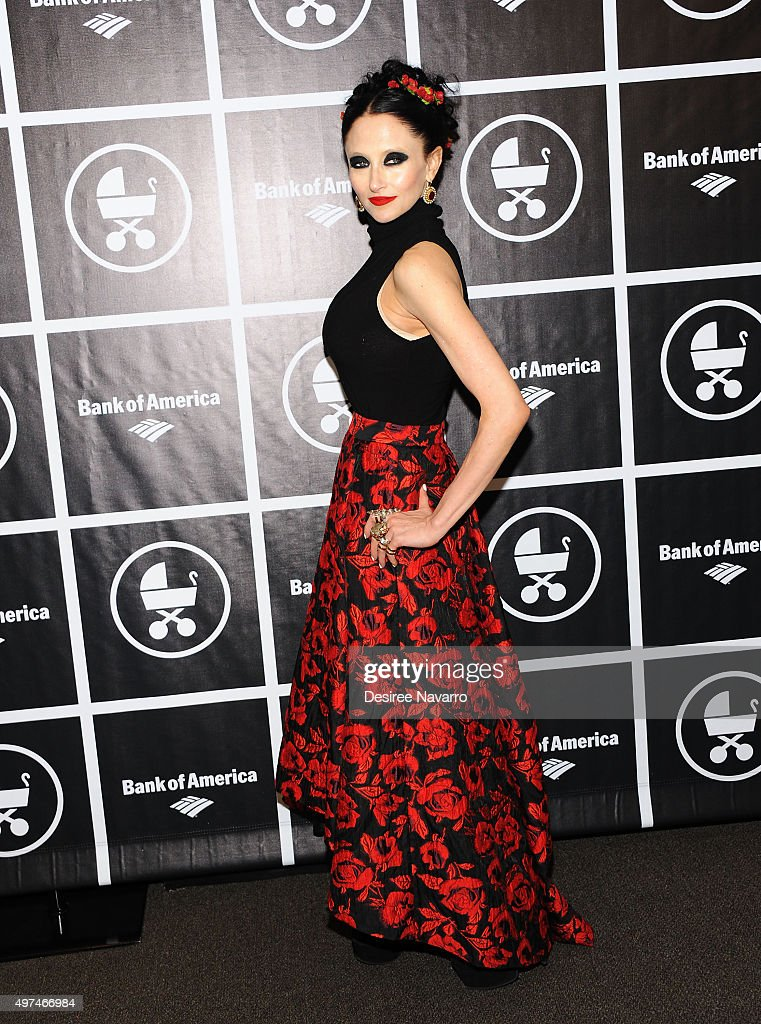 Fashion designer Stacey Bendet attends Baby Buggy's 15 Year Celebration at The Beacon Hotel on November 16, 2015 in New York City.