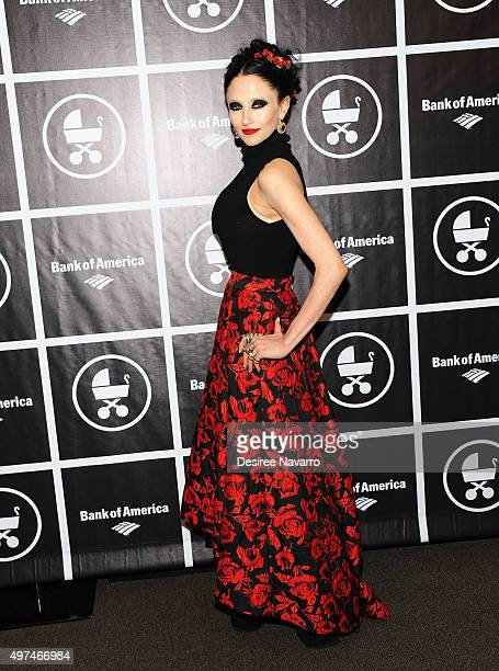 Fashion designer Stacey Bendet attends Baby Buggy's 15 Year Celebration at The Beacon Hotel on November 16 2015 in New York City
