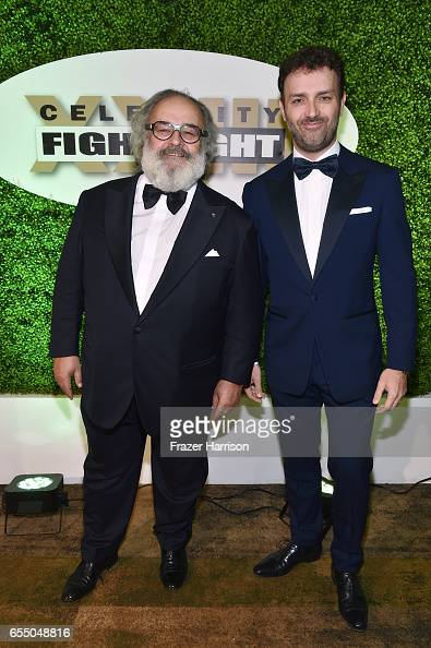 Fashion Designer Stefano Ricci And Niccolo Ricci Attend Muhammad News Photo Getty Images