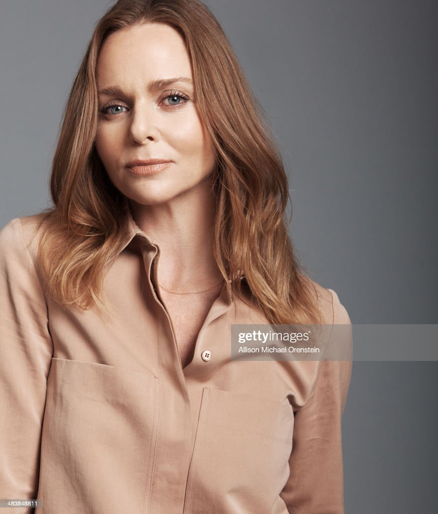 Stella McCartney, The Observer, March 8, 2014 : News Photo