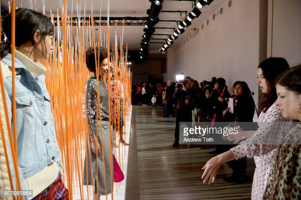 125 Tanya Taylor Fashion Designer Photos And Premium High Res Pictures Getty Images