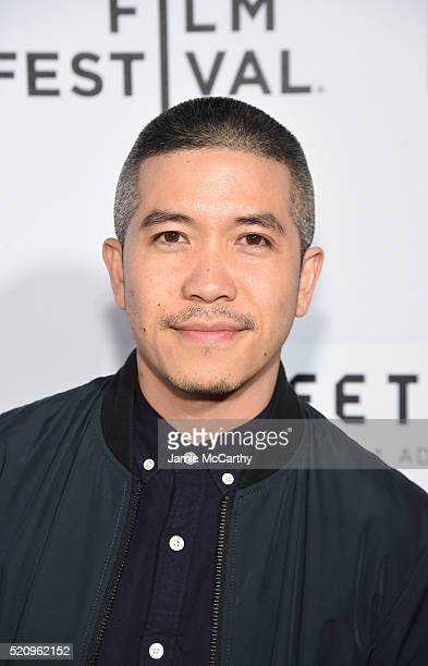 Fashion designer Thakoon at The First Monday In May World Premiere 2016 Tribeca Film Festival Opening Night at John Zuccotti Theater at BMCC Tribeca...