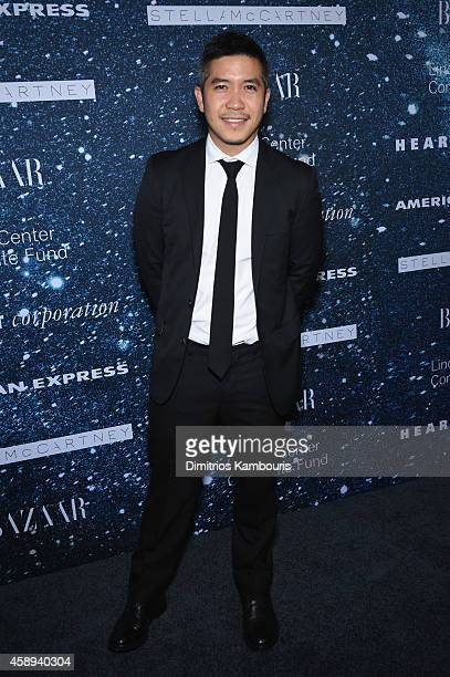 Fashion designer Thakoon Panichgul attends 2014 Women's Leadership Award Honoring Stella McCartney at Alice Tully Hall at Lincoln Center on November...