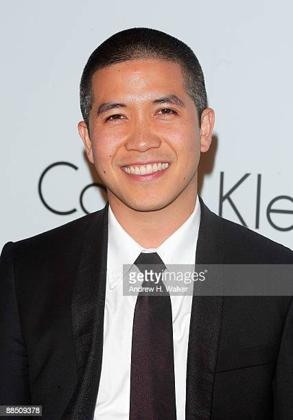 Fashion designer Thakoon Panichgul attends The High Line's Opening Summer Benefit presented by Calvin Klein Collection at High Line Park on June 15...