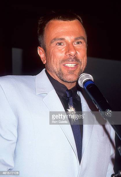 Fashion designer Thierry Mugler attends Thierry Mugler's New Fragrance Angel Launch Party to Benefit amfAR and the Phoenix House Foundation on...