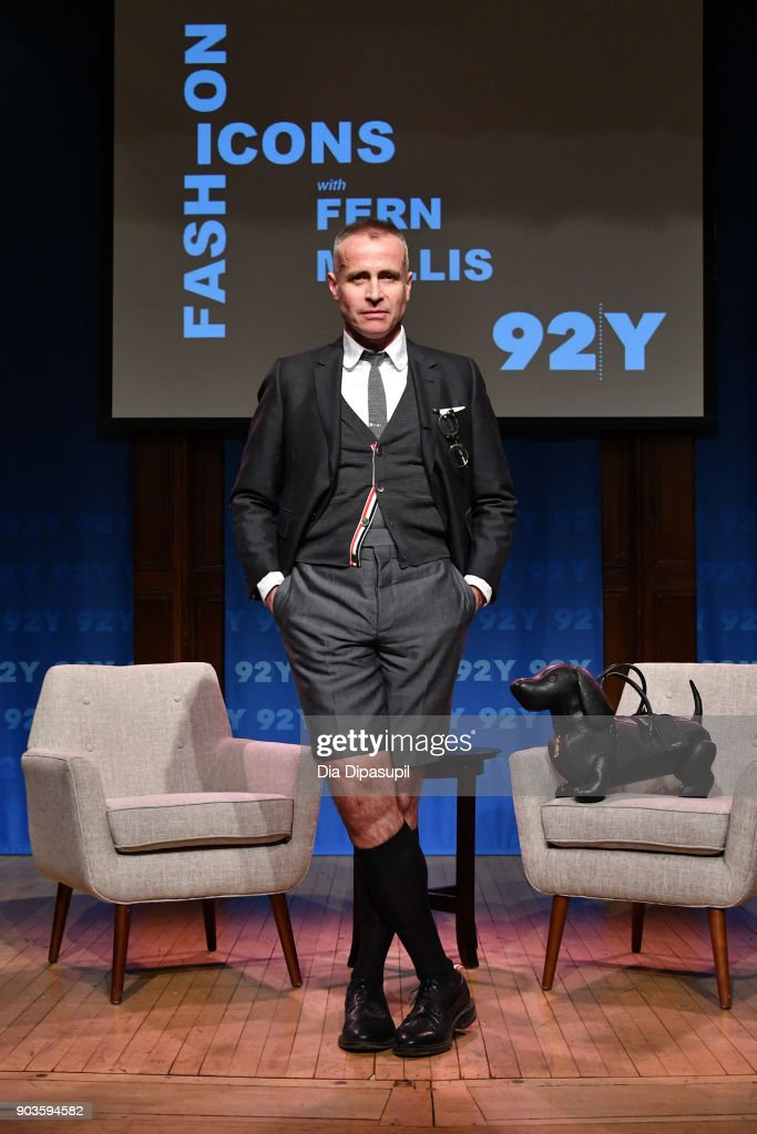 92nd Street Y Presents Thom Browne & Fern Mallis