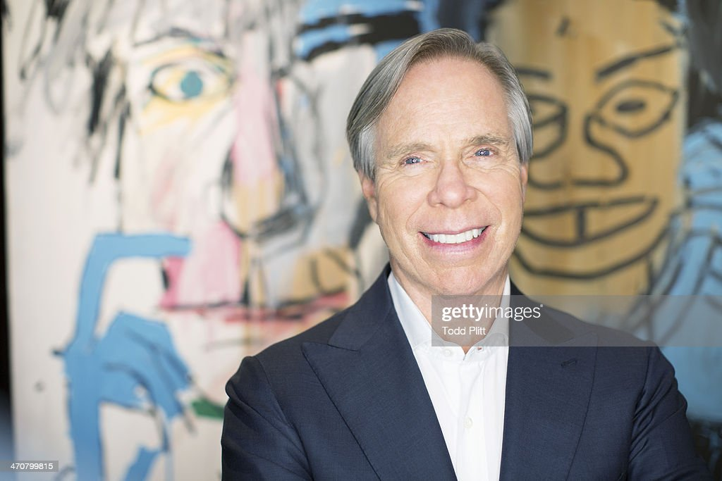 Tommy Hilfiger, USA Today, February 6, 2014