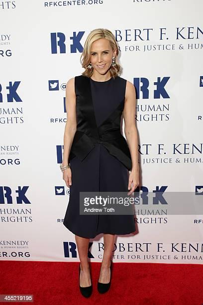 Fashion designer Tory Burch attends 2013 Ripple of Hope Awards Dinner at New York Hilton on December 11 2013 in New York City