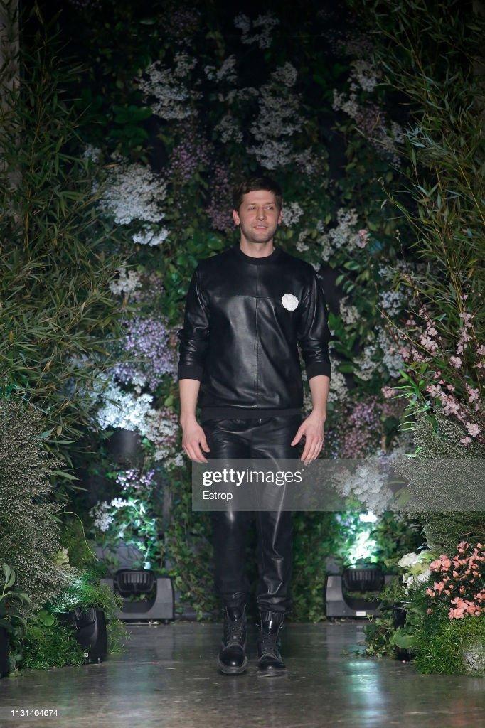 ITA: Aigner - Runway: Milan Fashion Week Autumn/Winter 2019/20