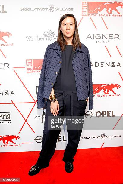 Fashion Designer William Fan attends New Faces Award Style on November 16 2016 in Berlin Germany