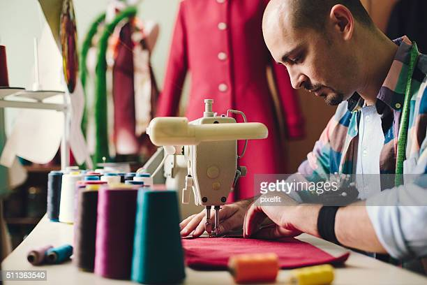 Sewing Tools And Equipment Stock Pictures Royalty Free Photos Images Getty Images