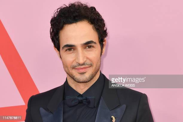 US fashion designer Zac Posen arrives for the 2019 CFDA fashion awards at the Brooklyn Museum in New York City on June 3 2019
