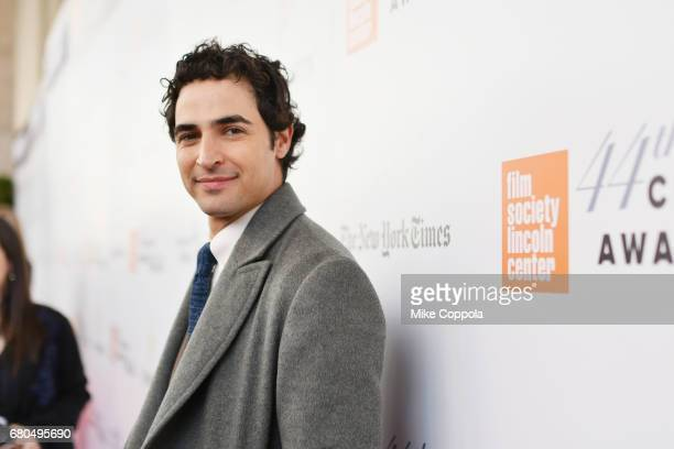 Fashion designer Zac Posen attends the 44th Chaplin Award Gala at David H Koch Theater at Lincoln Center on May 8 2017 in New York City