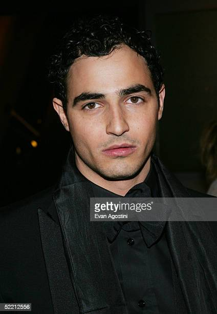 Fashion designer Zac Posen attends The Museum of Natural History's Winter Dance Benefit 'Celebrating Heavenly Bodies of the Universe' at the Rose...