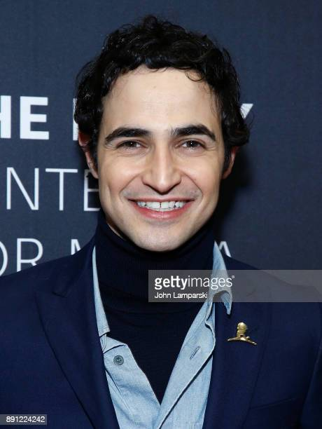Fashion designer Zac Posen attends The Paley Center for Media Presents Behind The Seams Fashion and TV at The Paley Center for Media on December 12...