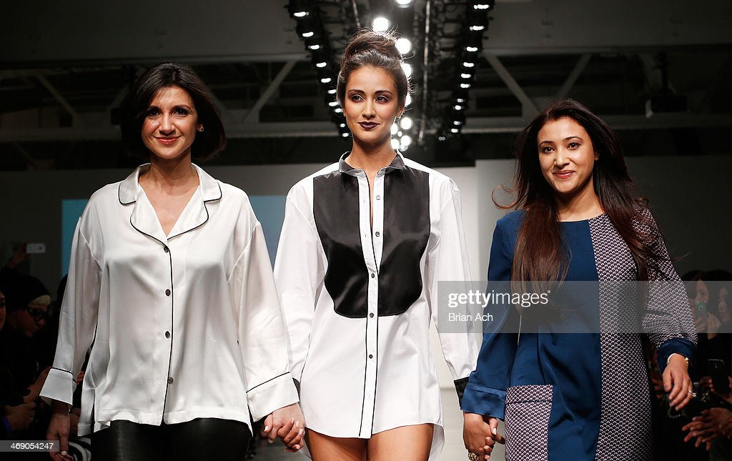 Nolcha Fashion Week: New York Presented By RUSK During New York ...